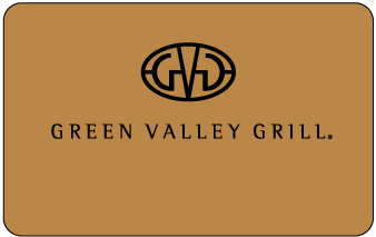 Green Valley Grill Gift Card