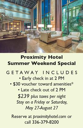 proximityhotelsummerweekendspecial