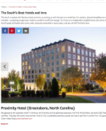 Southern Living best hotels in the south