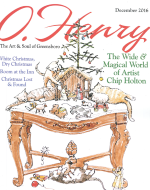 O. Henry Magazine Chip Holton