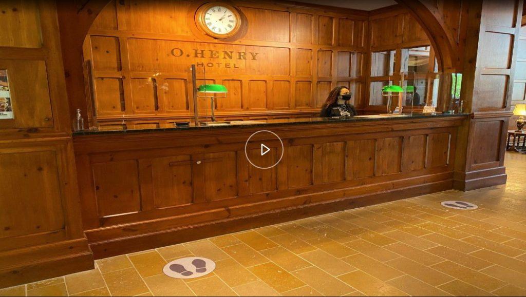 O.Henry Lobby Video